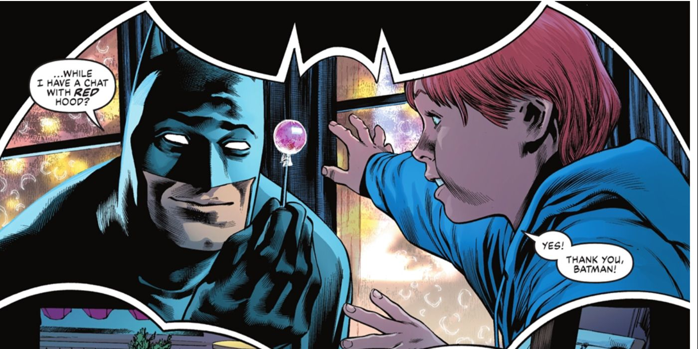 Batman: Urban Legends #3 - plansze