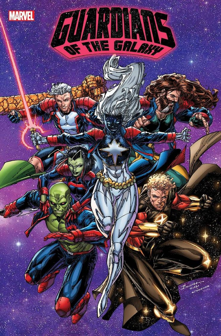 Guardians of the Galaxy #15 - okładka