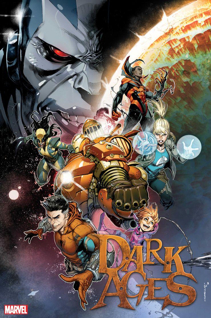 Dark Ages #2 - okładka